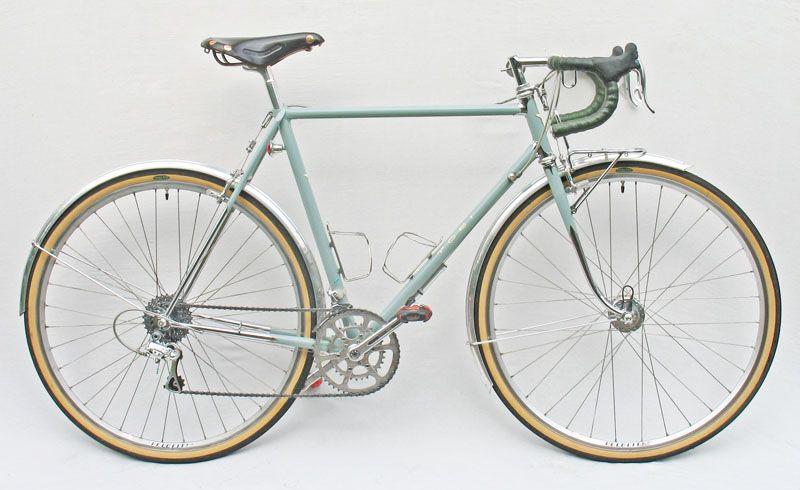 Toei Randonee Classic Road Bike Vintage Bicycles Bicycle