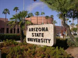 ASU over the moon for donated space rock