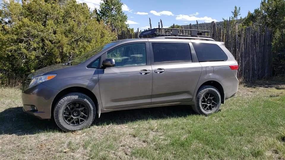 Pin On Lifted Minivans