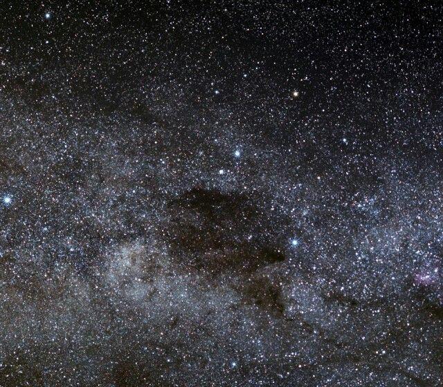 Coalsack Nebula, image: ESO, Serge Brunier