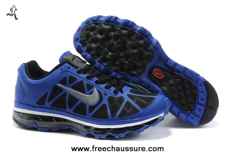 fashion style first rate sale uk hommes drenched bleu mettousic argent-noir nike air max 2011 ...
