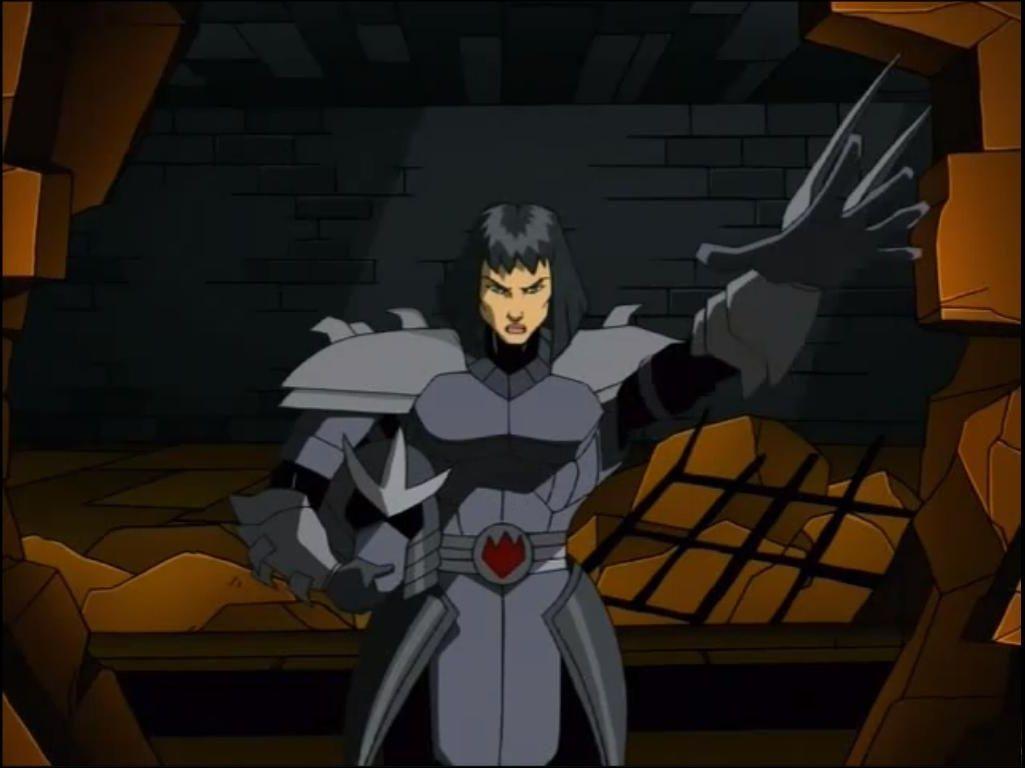 Lady Shredder Karai Tmnt Martial Arts Forms Teenage Mutant