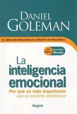 Alexduv3 Inteligencia Emocional Daniel Goleman Libro Inteligencia Emocional Daniel Goleman Libros De Autoayuda Y Libros Para Leer