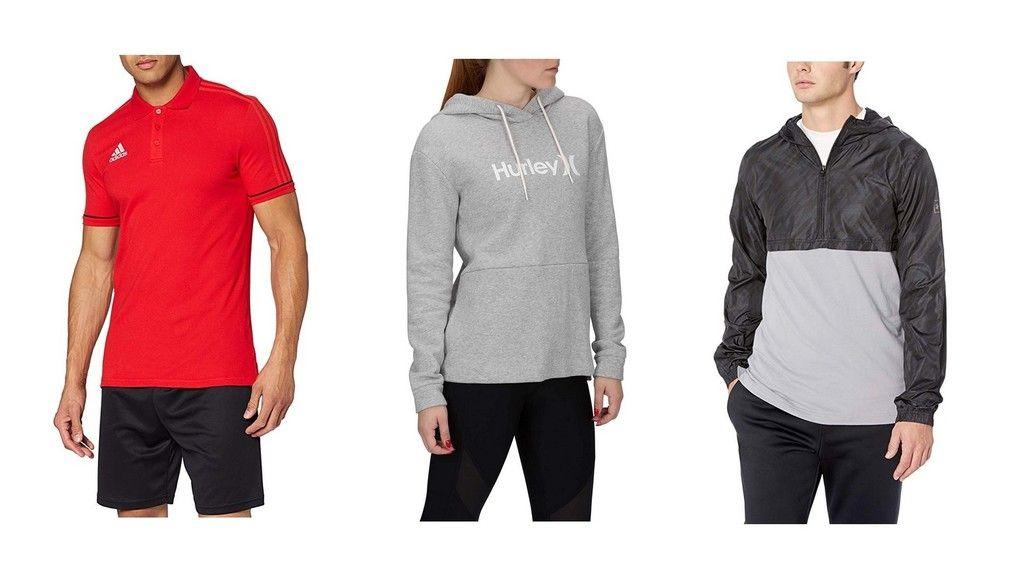 al exilio fecha límite ensalada  Ropa deportiva en oferta de marcas como Under Armour Hurley y Adidas en  Amazon | Ropa deportiva, Ropa, Under armour