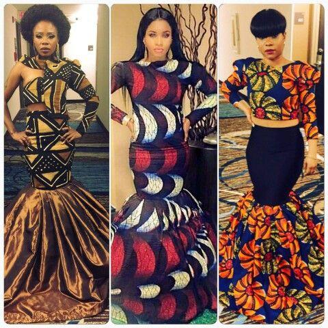 Roshe Dezign Fashion African Ankara Kitenge