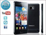 """Il Galaxy S II è sottile, leggero e veloce con una strepitosa fotocamera da 8mpx. Cosa comprende il Coupon?Smartphone Samsung Galaxy S II Black con Garanzia Italia, spedizione inclusa!HSPA 21 (HSUPA 5.76 Mbps / HSDPA 21 Mbps)Fotocamera 8 Megapixel con Flash,Fotocamera frontale da 2 Megapixel,Display 4.3"""" Super AMOLED PlusMemoria interna 16GB espandibile,Processore Dual Core 1.2GHz,Riproduzione e Registrazione Video Full HDPiattaforma Android 2.3TM GingerBread,Batteria 1.  € 429.00"""