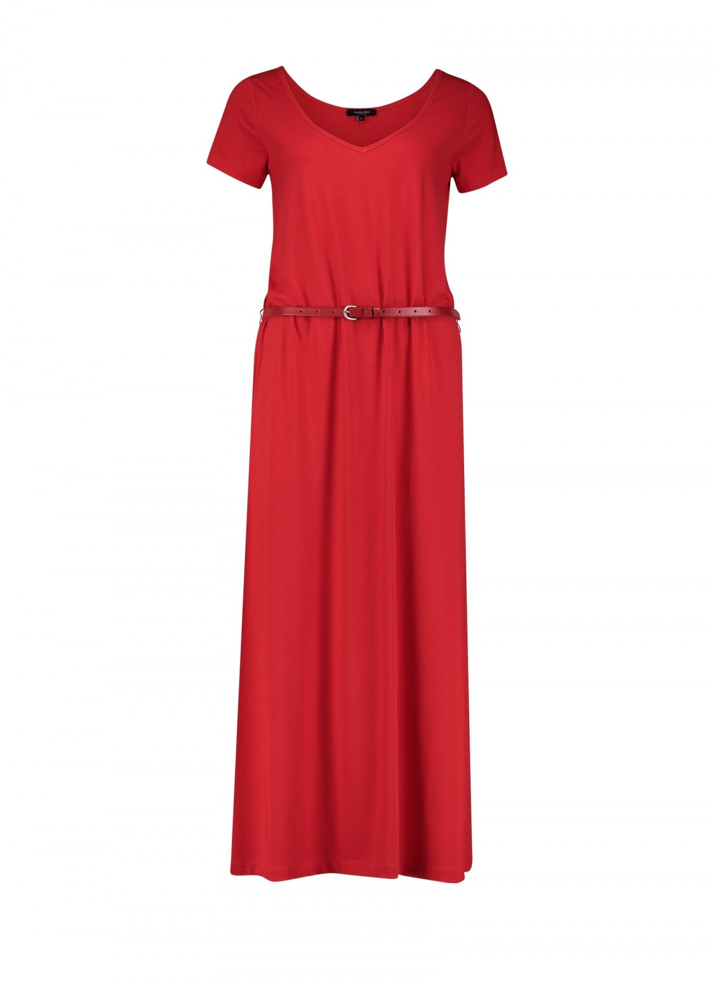 Jersey Maxi Jurk.Jersey Maxi Jurk Claudia Strater Claudia Strater My Style Of