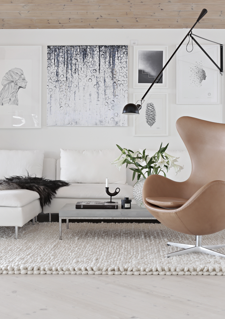 Letting go (Stylizimo blog) | Gallery wall, Minimal and Walls
