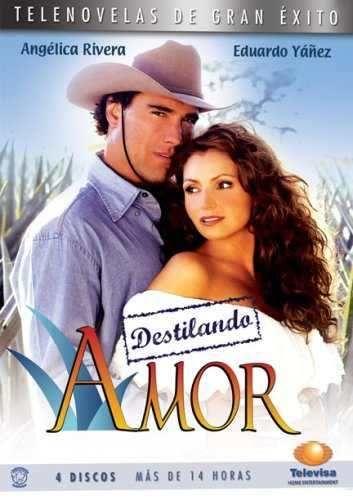 Destilando Amor Telenovela Novelas De Amor Telenovelas Completas