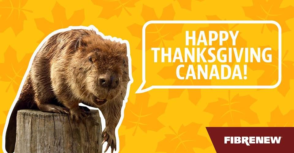 FRANCHISING OVERVIEW Happy thanksgiving canada, Leather