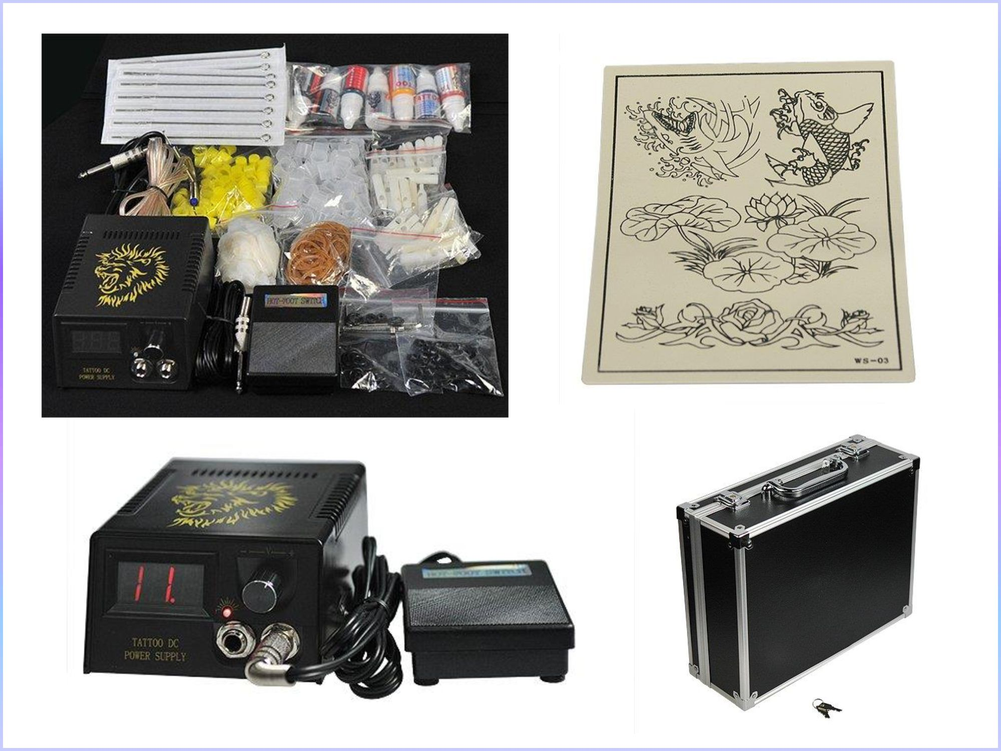 Best Tattoo Kits | Best tattoo kits | Best tattoo kits reviews ...