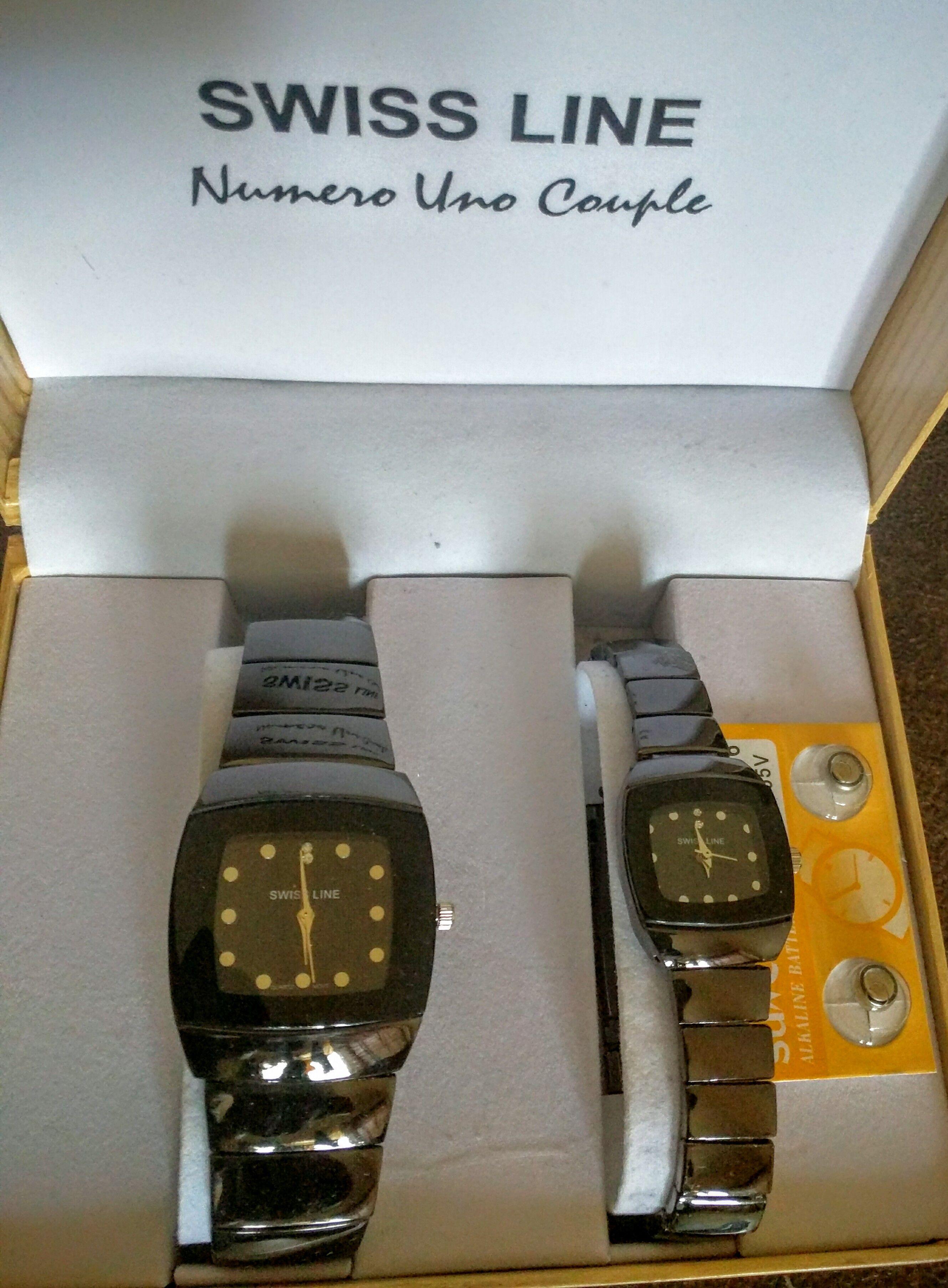 Swiss line numerous uno watches