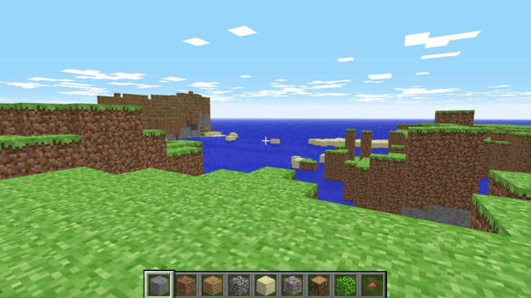 Minecraft Is Now A Browser Game Is Still Good With Images How