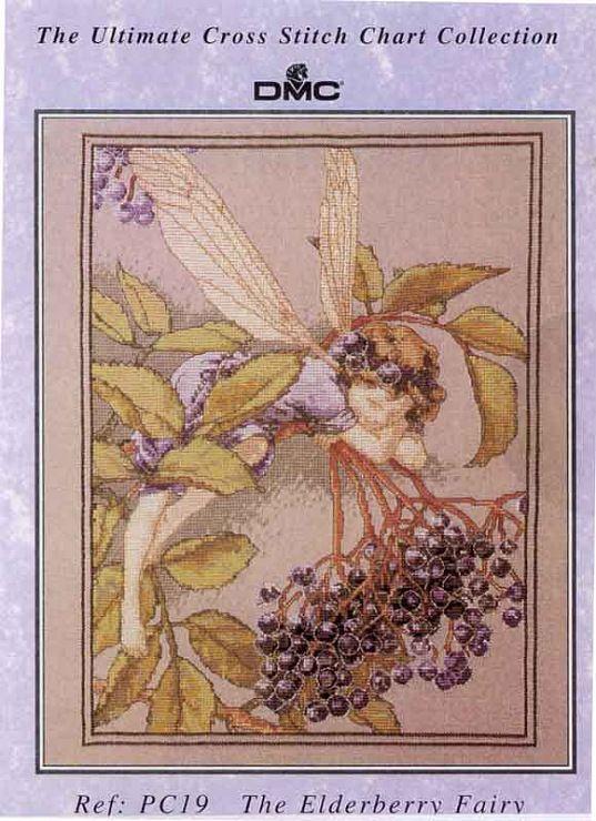 The Elderberry Fairy  Gallery.ru / Фото #1 - 47 - gipcio