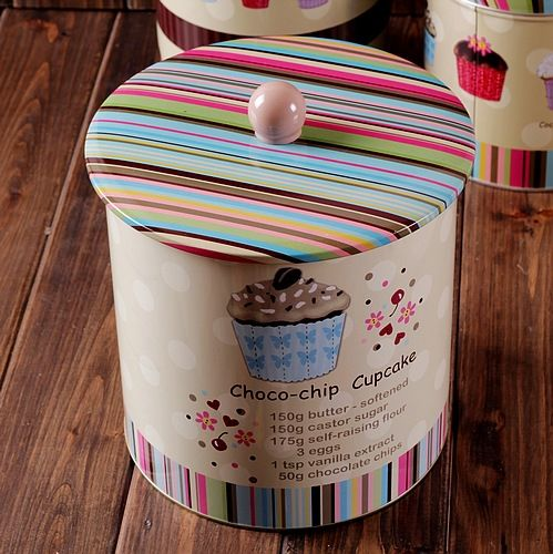 How To Decorate A Cookie Jar Simple 2016 Hot Home Decoration Cookie Candy Jewelry Sundries Metal Review