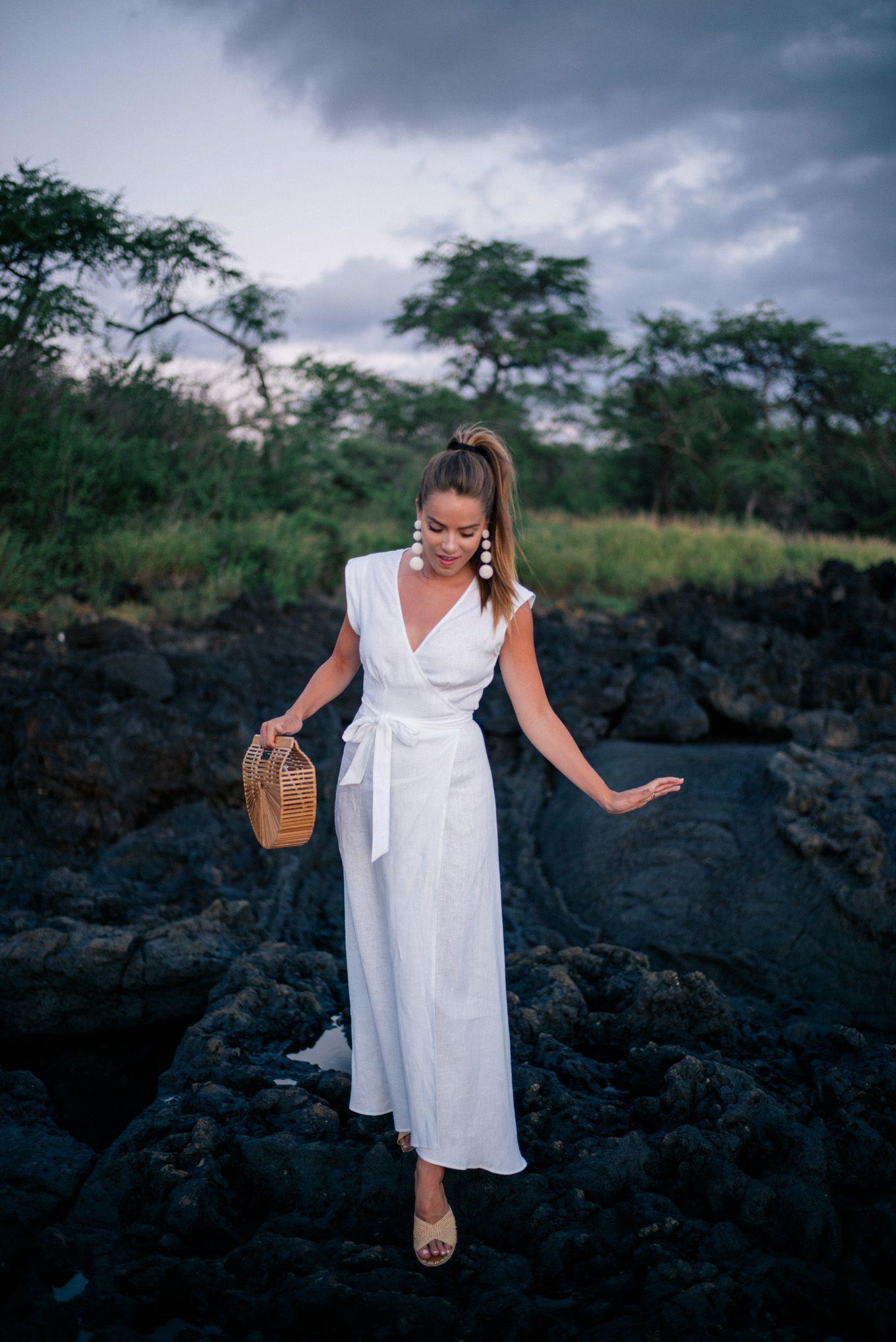 b36efb0ffb72 Gal Meets Glam White Linen Maxi Dress - Reformation dress
