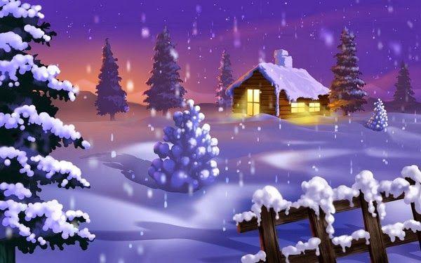 Images Pour Blogs Et Facebook Paysages De Noel Enneiges Christmas Wallpaper Hd Christmas Wallpaper Free Beautiful Christmas Scenes