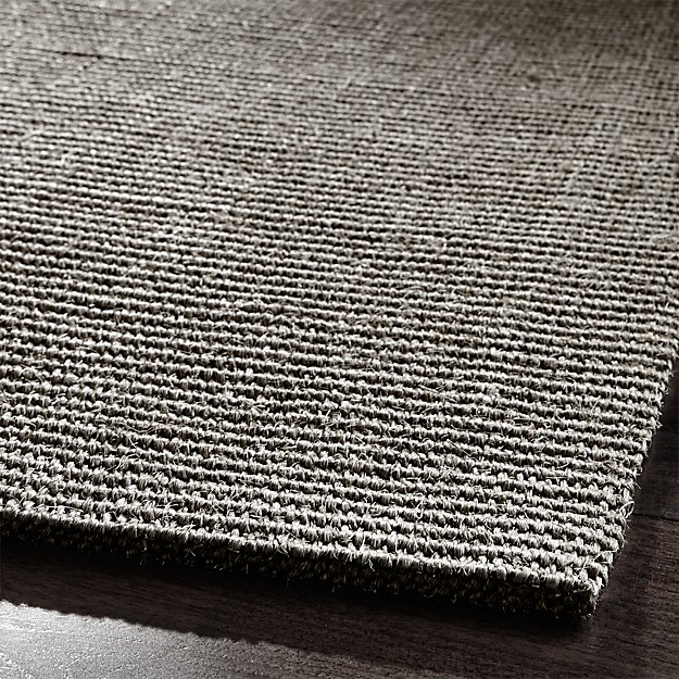 Sisal Grey Rug 9 X12 Reviews Crate And Barrel In 2020 Crate And Barrel Rugs Grey Rugs Gray Sisal Rug