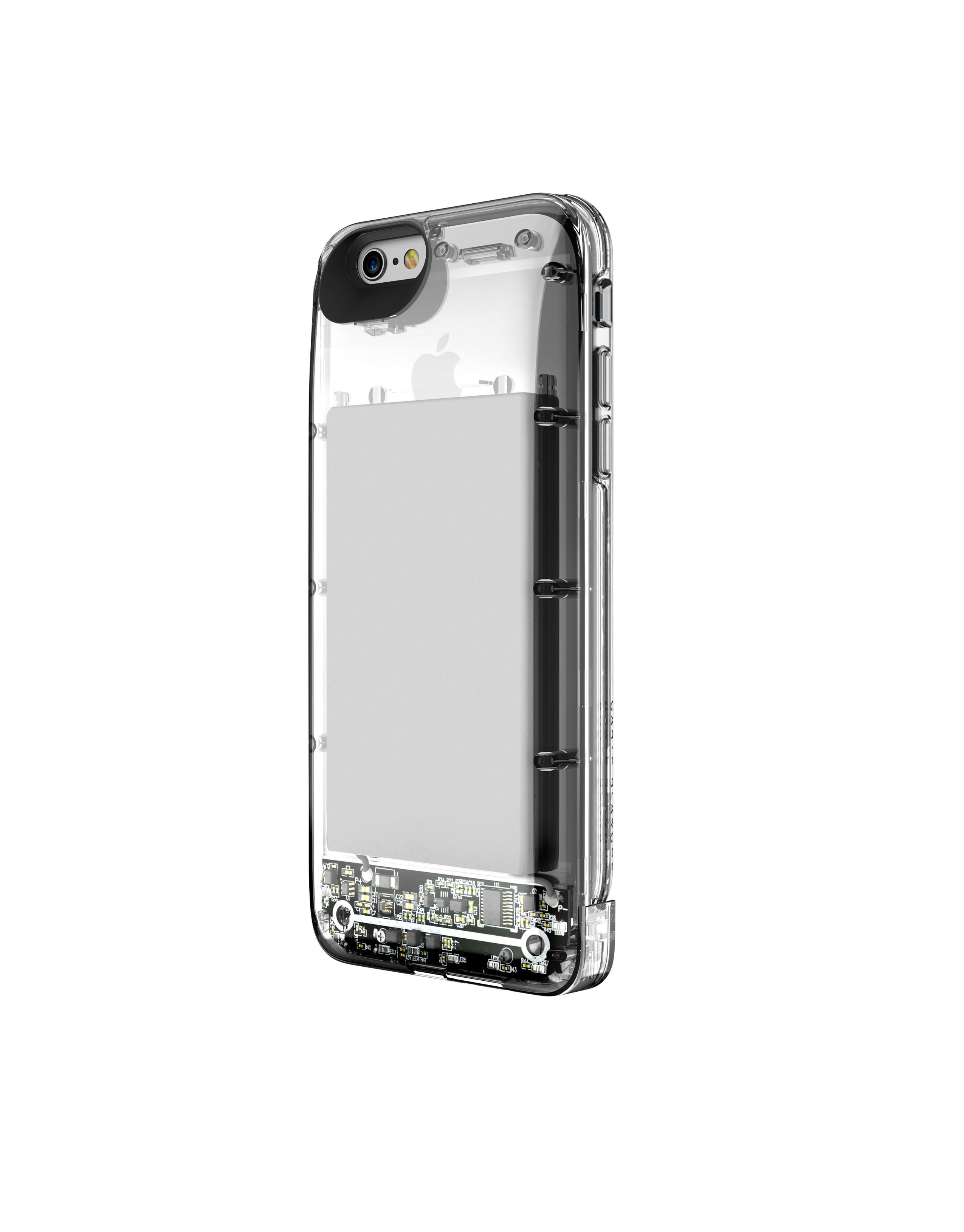 The Boostcase GEMSTONE collection for iPhone 6s & iPhone 6 features a Snap…