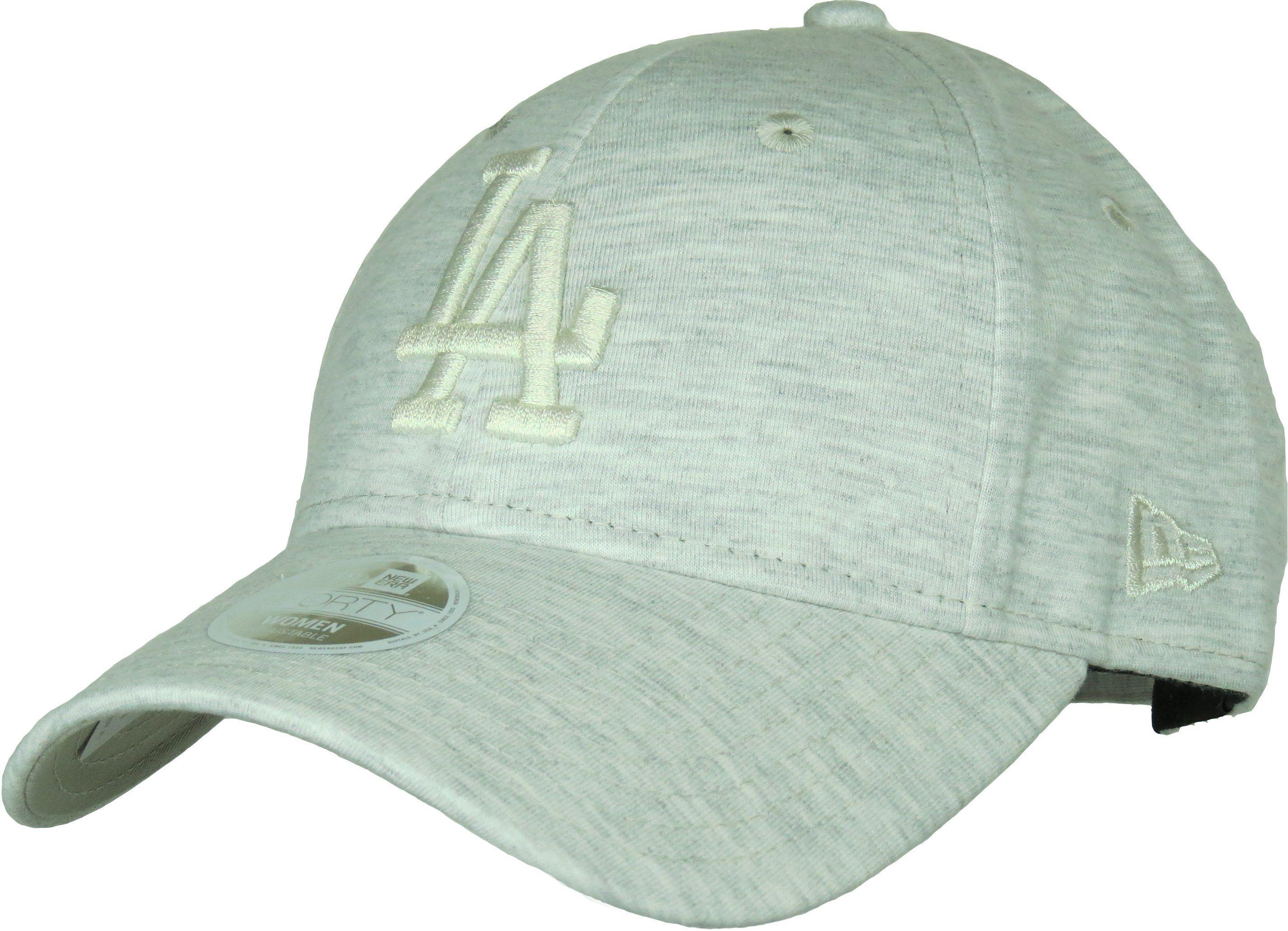 5d56c55971356 New Era 9Forty Womens Essential Jersey Baseball Cap. Light Grey ...