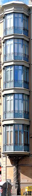 Barcelona - Balmes 061 c | Flickr - Photo Sharing!