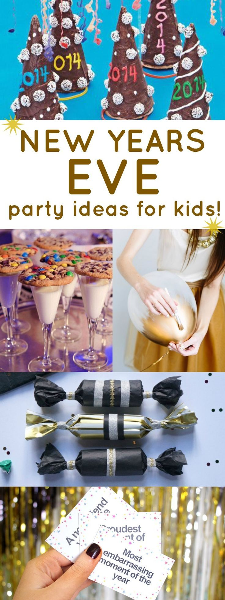 25 Fun New Years Eve Party Ideas for Kids You've Never ...