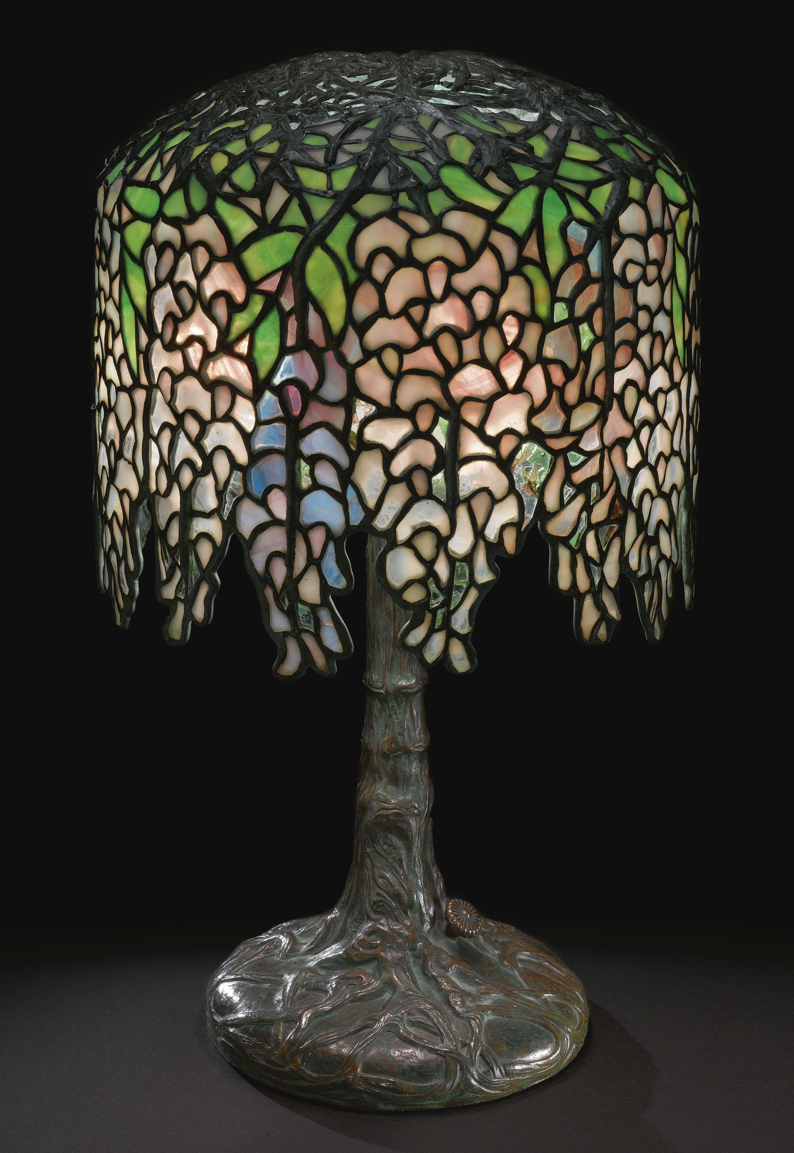 Dale tiffany floor lamps foter - Tiffany Studios Lamps And Glass Sell Well At Sotheby S New York Important Century Design Sale June 2012