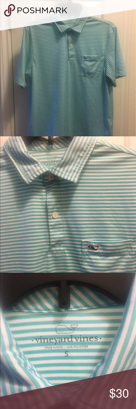 Vineyard vines polo Size small. Great polo Vineyard Vines Tops Tees - Short Sleeve