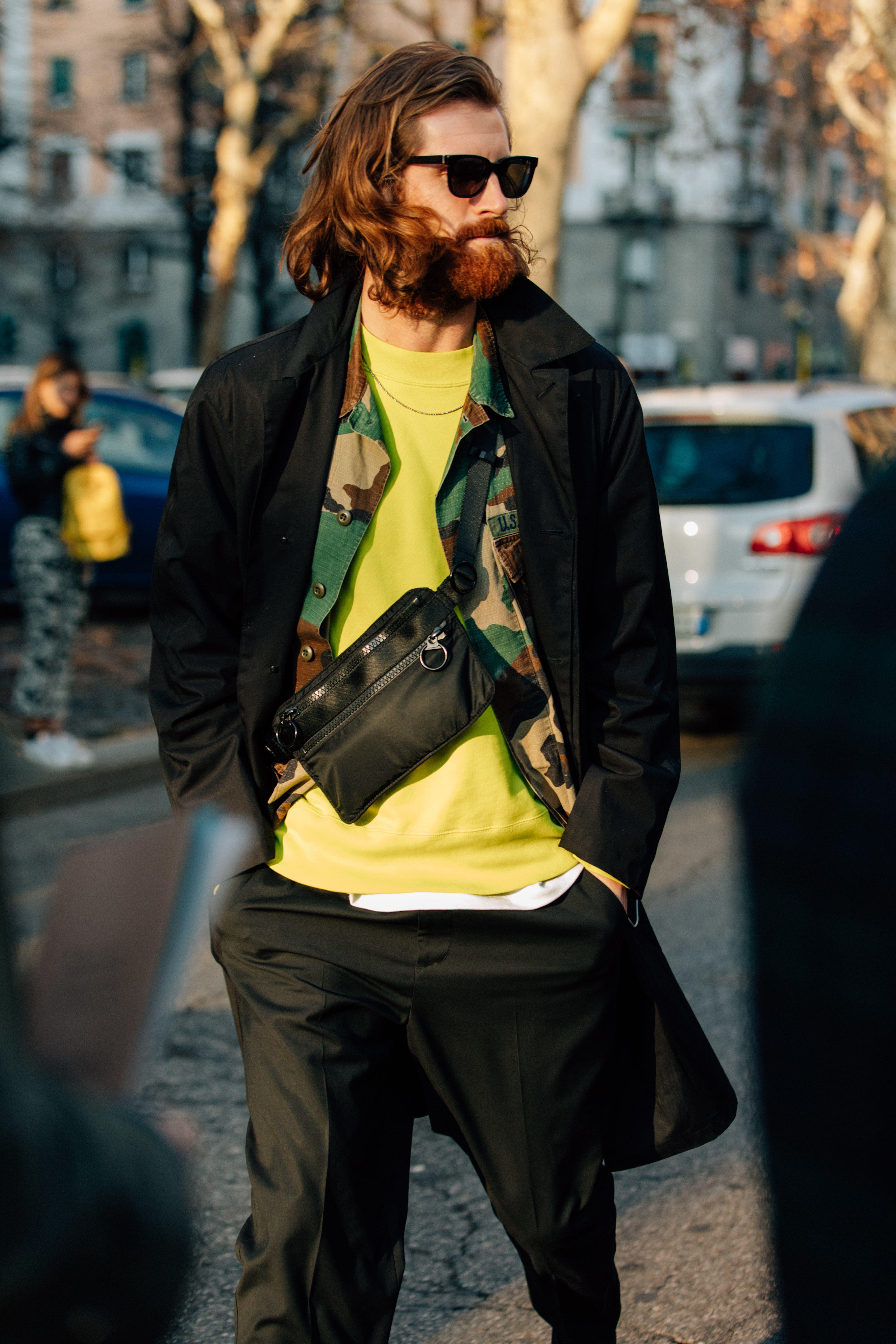0b8f25fe410ef The Best Street Style from Milan Fashion Week (So Far)
