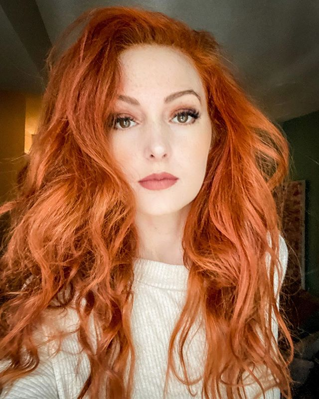 Instagram in 2020 | Beautiful red hair, Long red hair ...
