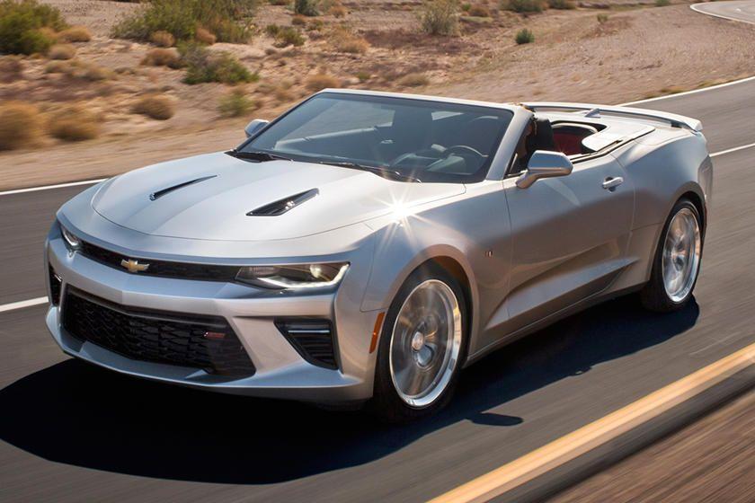 2018 Chevrolet Camaro Convertible Camaro Convertible Camaro