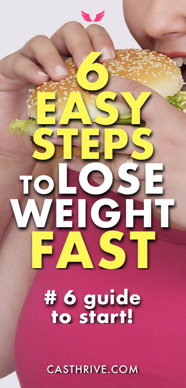 Ways to lose weight after having a c-section