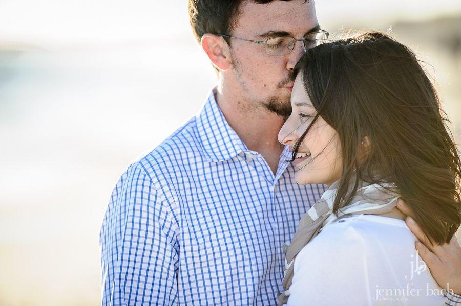 Watch Hill engagement session