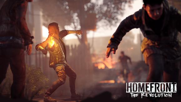 Homefront: The Revolution Trailer Released