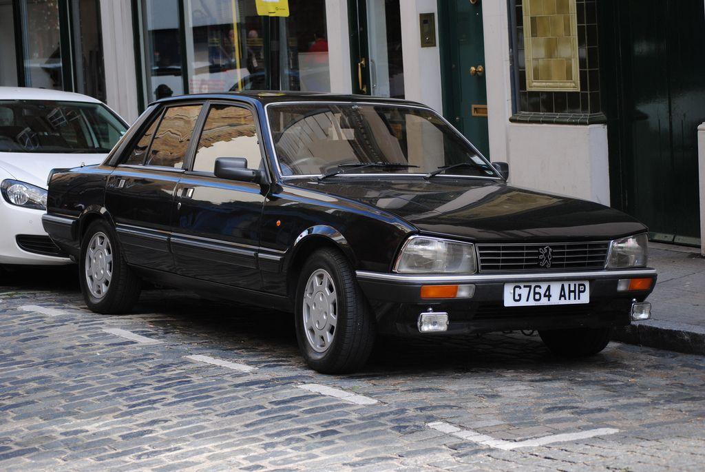 1989 Peugeot 505 Gti Peugeot Car Competitions Peugeot France