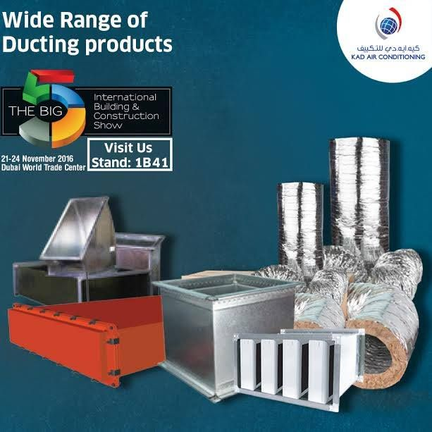 KAD Air Conditioning is manufacturer and suppliers of a wide