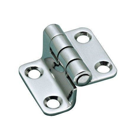 Stainless Steel Marine Door Hinges Offset Sold Individually Stainless Steel Gate Hinges Stainless Steel Fasteners
