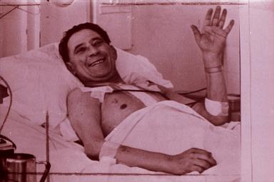 Louis Washkansky (1913-67) | First heart transplant, Heart transplant,  Donate life