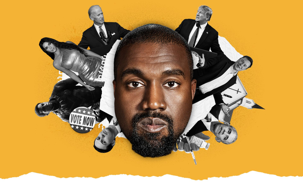 Kanye West Says He S Done With Trump Opens Up About White House Bid Damaging Biden And Everything In Between In 2020 Kanye West New Kanye Kanye