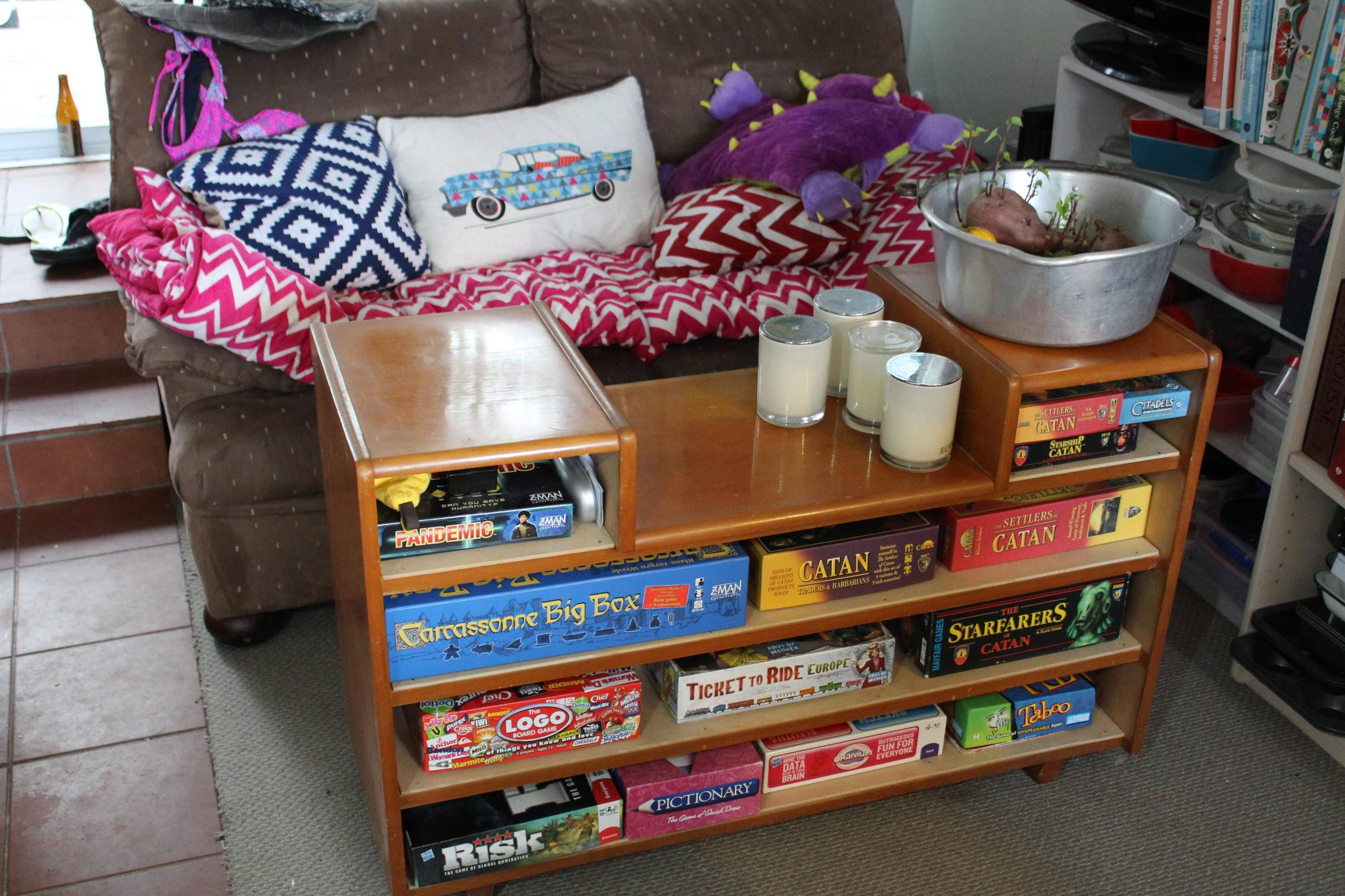 Board Game Coffee Table 8 Awesome Diy Table Hacks To Make Better