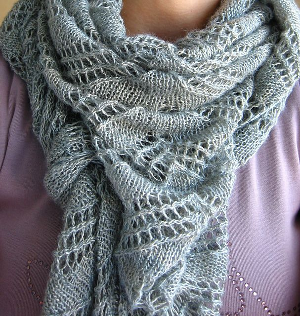 Ravelry: This Water is not Foul pattern by Dani Stan | knitting neck ...