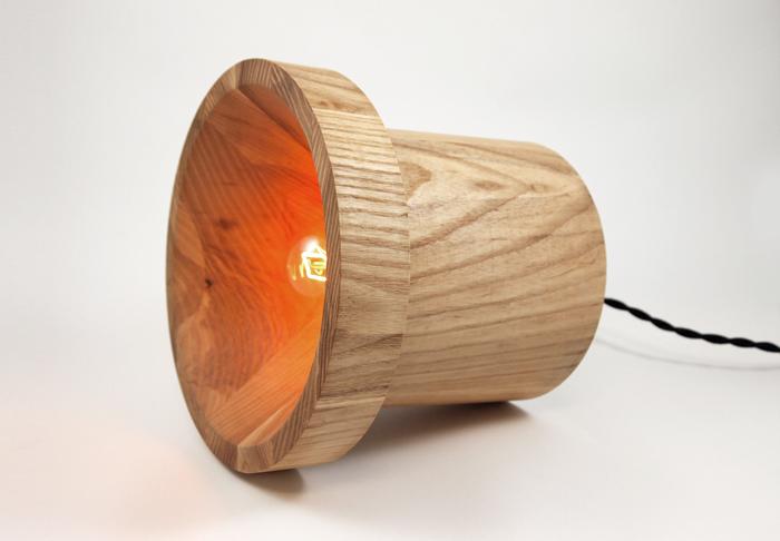 Tumble Lamps by Dino Sanchez