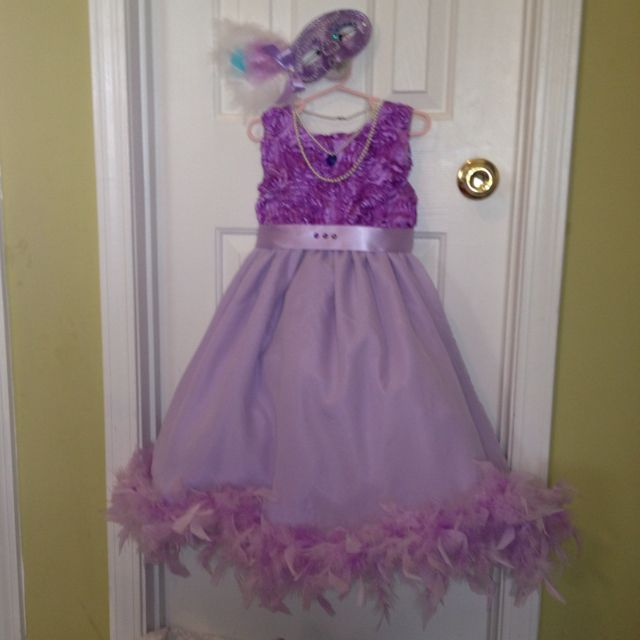 I Made This Dress For My Daughters 1st Father-daughter