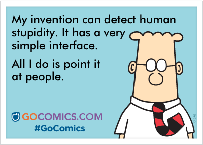 Dilbert Classics on #GoComics | #comics #funnies #ecards