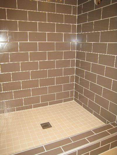 Awesome 30 Tiled Shower Edge Decorating Design Of How Did