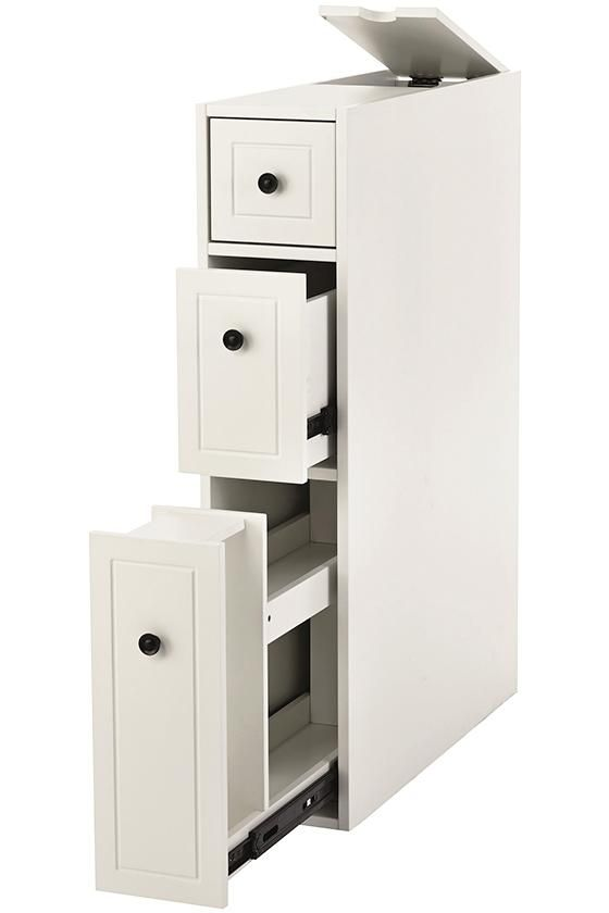 Hamilton Space Saver Storage Cabinet Narrow Storage Cabinet Slim Bathroom Storage Slim Bathroom Storage Cabinet