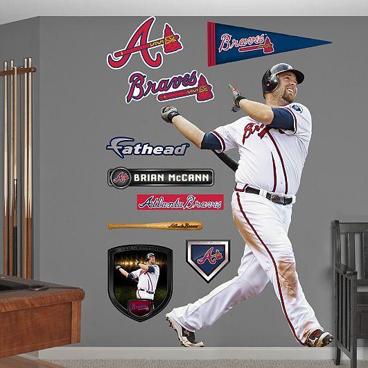 Brian McCann, Atlanta Braves