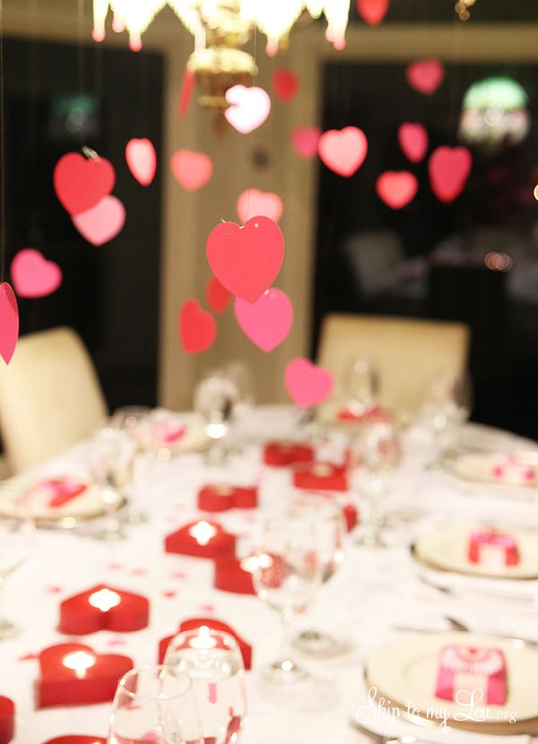 valentine dinner party decorations decor valentine skiptomylouorg - Valentine Dinner Party Ideas