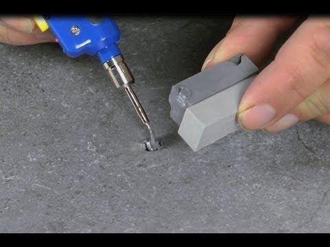 Ceramic Tile Repair Kit To Repair Cosmetic Damage To Wall And Floor