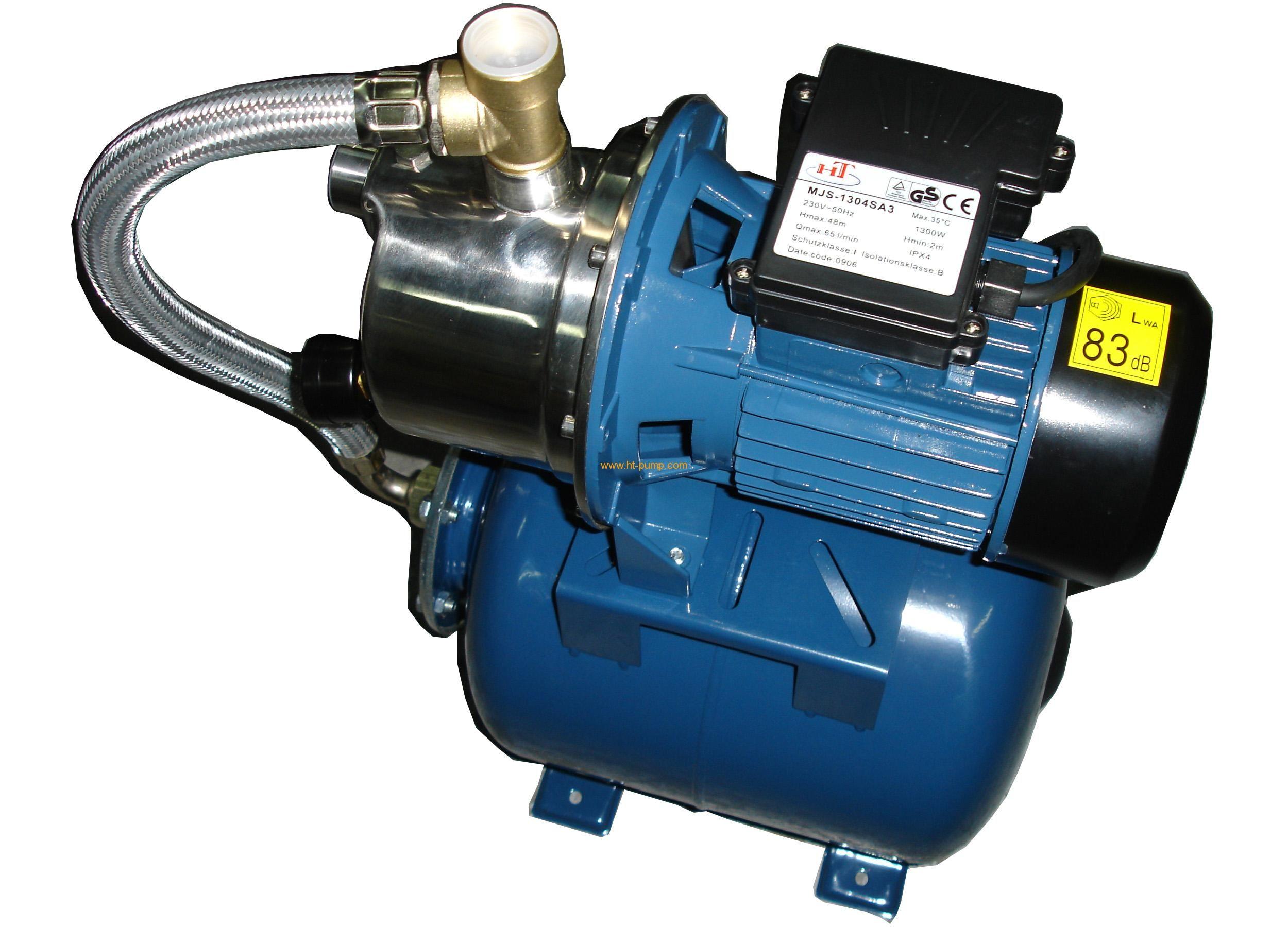 Pressure Booster System Hgj 04sa3 Max Head 48m Max Flow 4 8 M3
